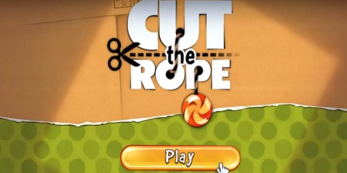 Tips Cut the Rope poster