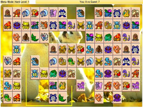 Pikachu 2 Players poster