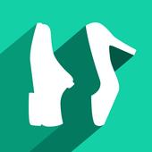Скидки на обувь icon
