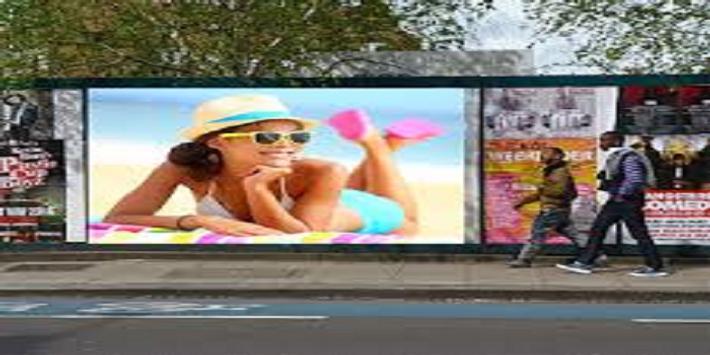 Hoarding Photo Frame : Beauty apk screenshot