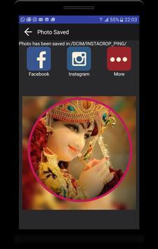 Instasquare selfie Editor Pro screenshot 2