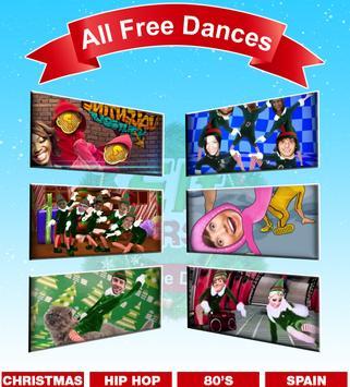 Elf Yourself Free Dances screenshot 1