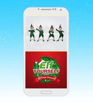 Elf Yourself Free Dances screenshot 2