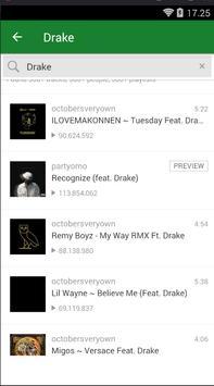 Drake Lyrics taken from top drake songs for Android - APK