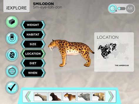 Extinct Animals iExplore screenshot 12