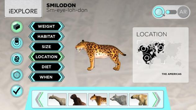Extinct Animals iExplore screenshot 2