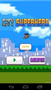 City Superhero Flying Adventur screenshot 1