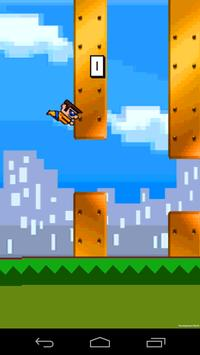 City Superhero Flying Adventur screenshot 3