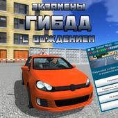 Экзамены ГИБДД с вождением icon