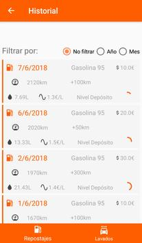 FuelGest screenshot 1