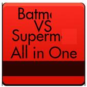 [Deprecated] Bat vs Super icon