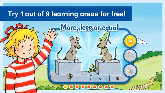 Math Games 1st Grade LITE apk screenshot