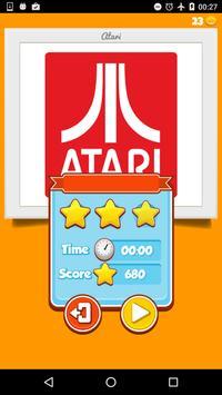 Guess Logo - Scratch it Quiz screenshot 2
