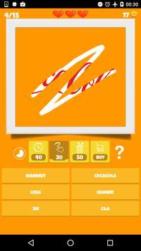 Guess Logo - Scratch it Quiz screenshot 4