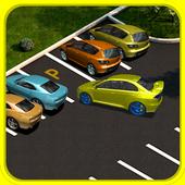 Car Parking 3D 2017 icon