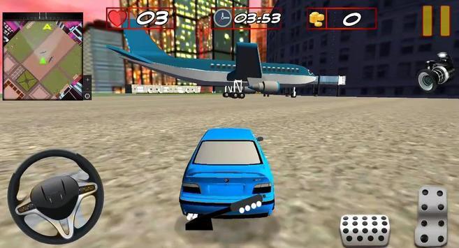 Car Parking 3D 2017 screenshot 3