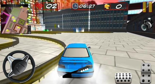 Car Parking 3D 2017 screenshot 12