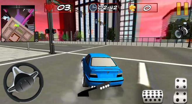 Car Parking 3D 2017 screenshot 2