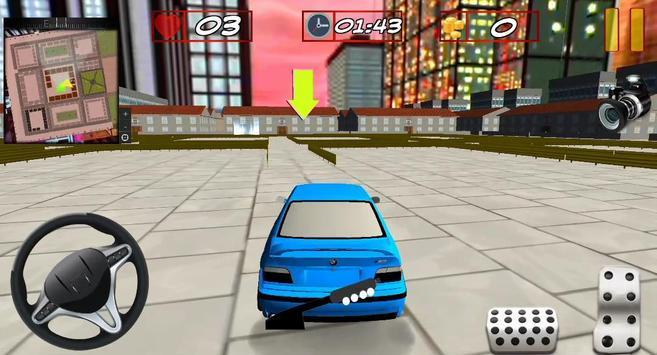 Car Parking 3D 2017 screenshot 8