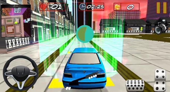 Car Parking 3D 2017 screenshot 9