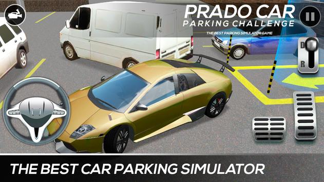 Prado Car Parking Challenge Cartaz