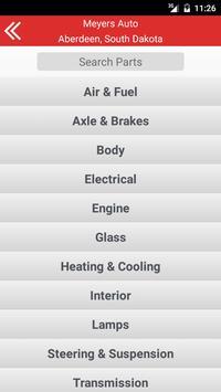 Meyers Auto Inc screenshot 1
