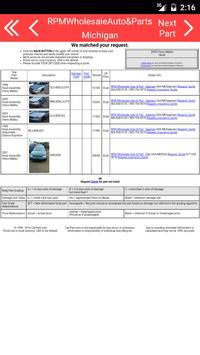 RPM Wholesale Auto & Parts screenshot 2