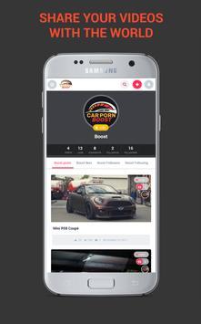CarPornBoost screenshot 2