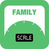 Family Scale icon