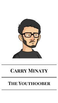 Carry  Minati poster