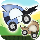 Regular Adventure Racing Show Hill Climb Game icon