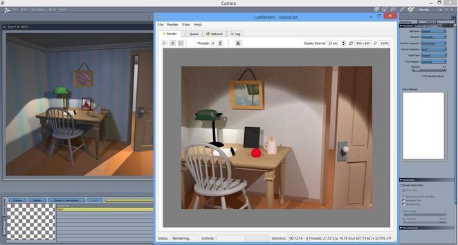 Manual Carrara Quick Pro 8 apk screenshot