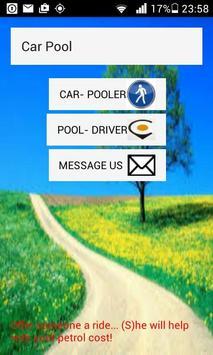 Car Pool poster