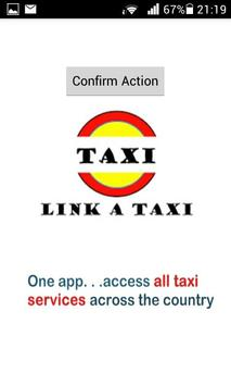 Link a Taxi apk screenshot