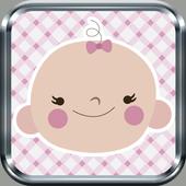 Marcos de Baby Shower icon