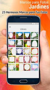 Marcos para Fotos de Jardines screenshot 1