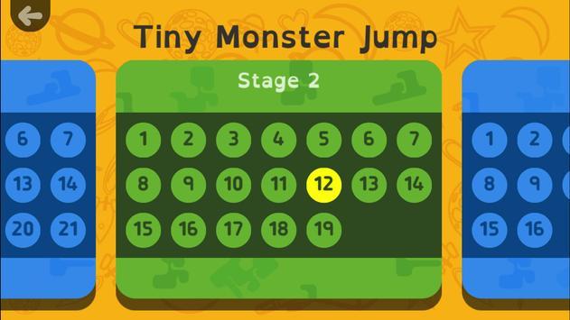 Tiny Monster Jump screenshot 4