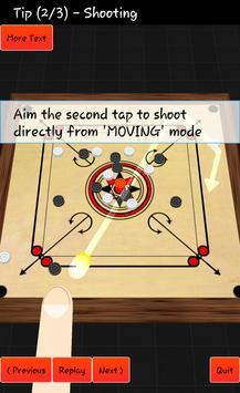 Carrom (Karambol) 3D screenshot 1