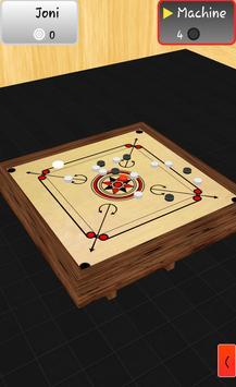 Carrom (Karambol) 3D screenshot 3