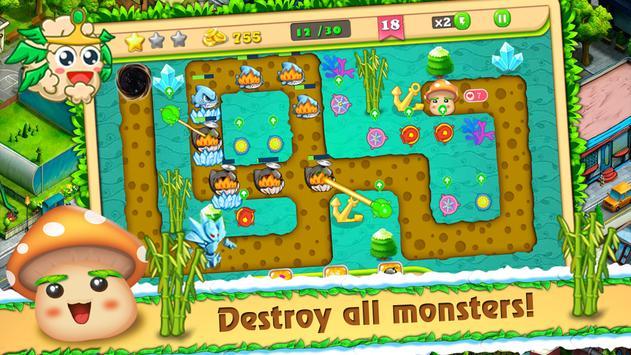 Plants Defense apk screenshot