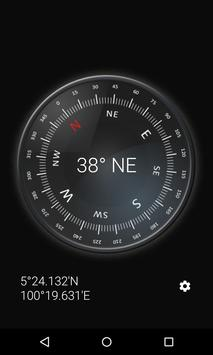 Compass captura de pantalla 3