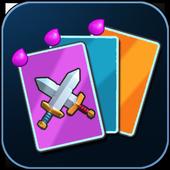 Battle Decks for Clash Royale-icoon