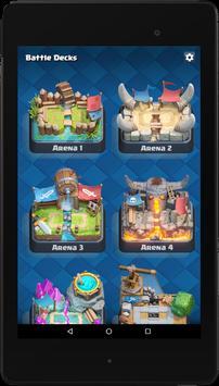 Battle Decks for Clash Royale screenshot 5