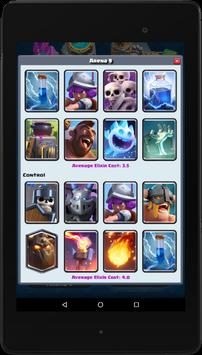 Battle Decks for Clash Royale screenshot 6