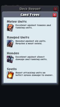 Deck Analyzer for Clash Royale screenshot 5