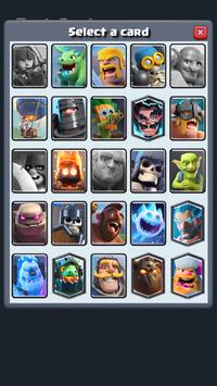 Deck Analyzer for Clash Royale screenshot 1