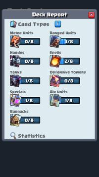 Deck Analyzer for Clash Royale screenshot 3