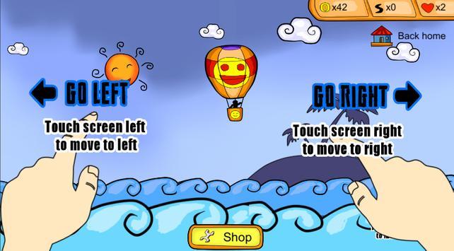 Balloon war screenshot 1