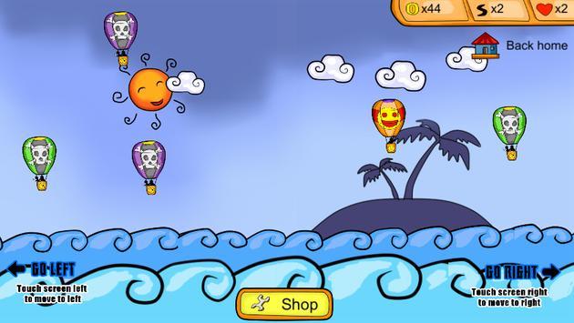 Balloon war screenshot 2