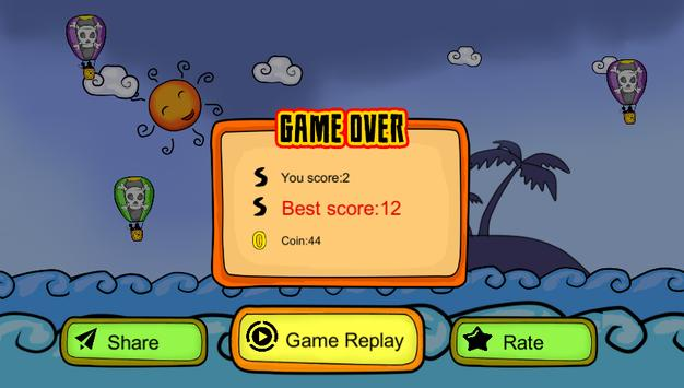 Balloon war screenshot 4